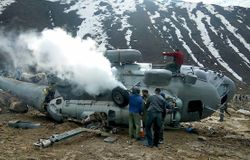 MI17 helicopter of IAF crashed in Kedarnath
