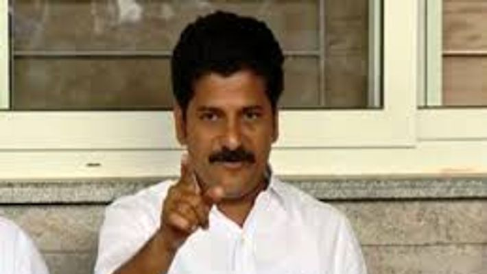 Revanth Reddy's silence, because of...