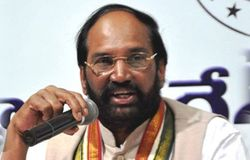 tpcc chief uttam kumar reddy reacts on ktr tweet