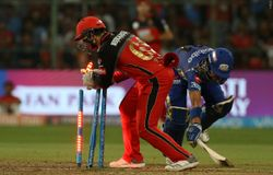 IPL 2018 Royal Challengers Bangalore win by 14 runs