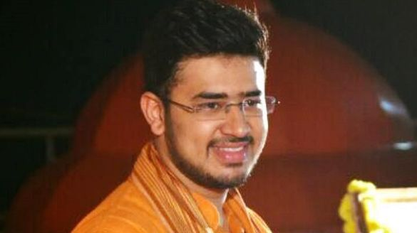 RSS sympathiser Tejasvi Surya is BJP candidate from Bangalore South