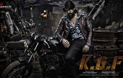 Yash completes shoot for KGF; starts dubbing for it