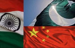 India-Pakistan-China