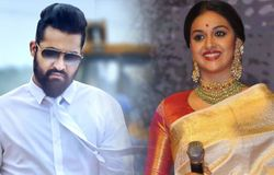 Keerthi suresh to act with NTR in RRR Film