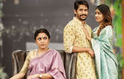 sailaja reddy alludu movie trailer released