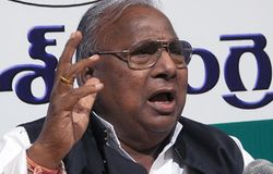 I will complaint against local leaders to rahul gandhi says V.hanumantha rao