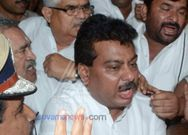 MB Patil Clarifies About Link With Rowdy Cycle Ravi