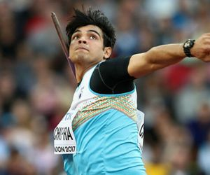 Neeraj Chopra named India's flag-bearer for Asian Games opening ceremony