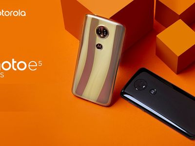 Features and Price of Moto E5 Smartphone