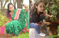saina nehwal green challenge to three celebrities