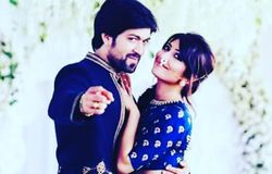 Yash couple share a Baby Bump photo in Instagram