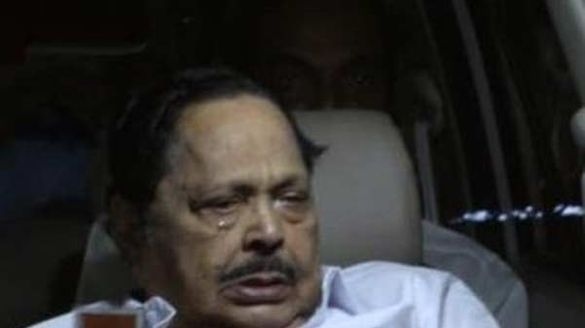 Intensive Care at Duraimurugan admit in Ramachandra Hospital