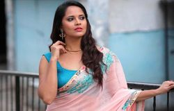 anchor anasuya fires on netizens