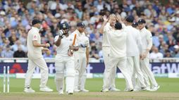 India vs England 3rd test, India all out for 329