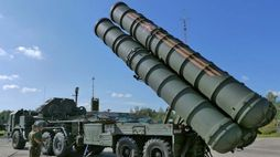 India's S 400  deal with Russia