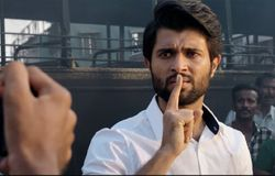 vijay devarakonda's nota movie trailer