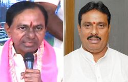 kcr releases MLA candidates list.. missed danam name