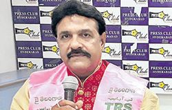 tv serial actor joined in trs party