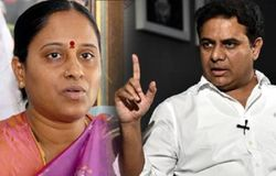 Konda surekha sensational comments on TRS