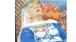 Indian Writer and Artist Dies in Live tv Show in Kashmir viral video