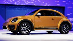 Iconic beetle car prodcuction will stop by 2019