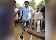 Ys Jagan comments on babu