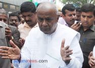 JDS Congress Alliance in Karnataka Intact Post Loksabha Results  HD Devegowda