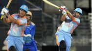 afghan batsman hazratullah hits 6 sixers in an over