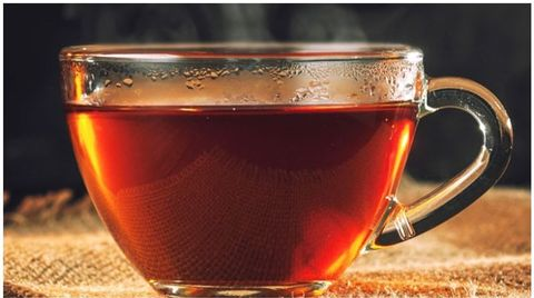 tea will reduce the body weight