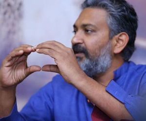 all about rajamouli's new office
