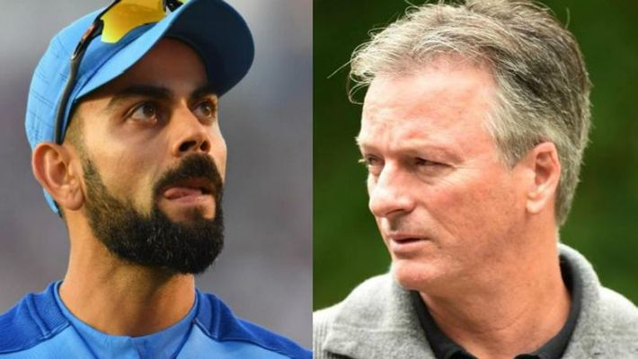 Steve Waugh says Virat Kohli is not showing respect to Jampa