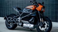 Harley Davidson reveals production LiveWire  EICMA 201