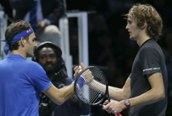 ATP Finals: Zverev ousts Federer after ball boy blunder, will face Djokovic for title