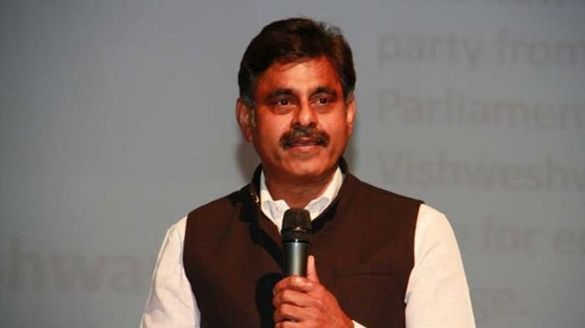 No one solve my problems says konda vishweshwar reddy