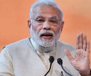 PM Narendra Modi: UPA-era competition for corruption replaced by highest growth rate, low inflation