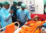 Siddaganga Shri shifted to ward in Rela hospital