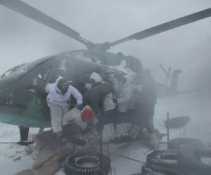 Indian Army recovers helicopter from 18,000 ft altitude after 11 months, sets new record