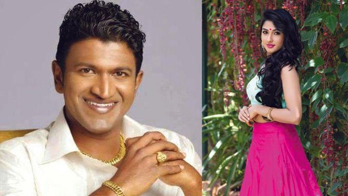 Punith Rajkumar to Star Ragini chandran in PRK Productions