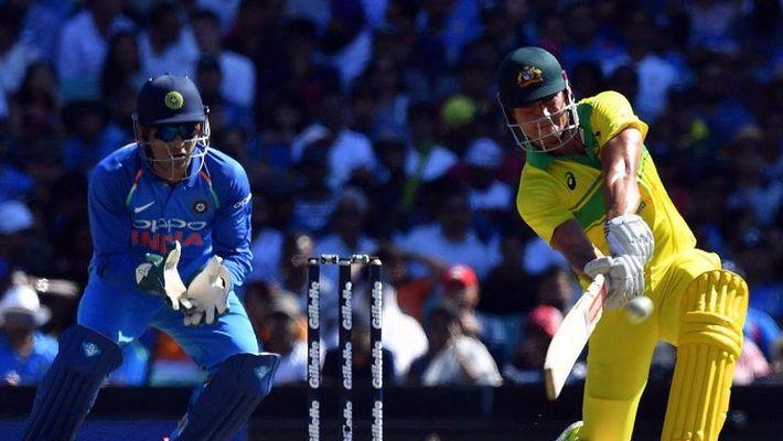 India need 289 runs to win first ODI against Australia