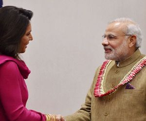 Tulsi Gabbard, first Hindu in US Congress, to run for President in 2020