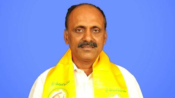 TDP MLA meda mallikarjuna reddy sensational comments over Quitting of telugu desam party