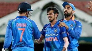 Yuzvendra Chahal nickname given by MS Dhoni