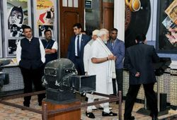 PM Modi unveils National Museum of Indian Cinema, lauds Bollywood for projecting India's soft power