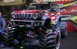 Jimny Monster Truck