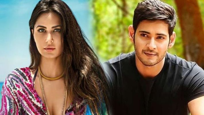 KATRINA KAIF IS NOT A NOT PART OF MAHESH BABU MOVIE
