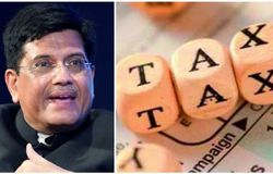income tax piyush goyal
