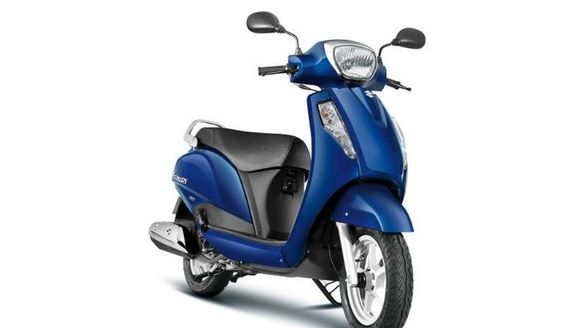 Suzuki Access 125 scooter launched with CBS before central government deadline