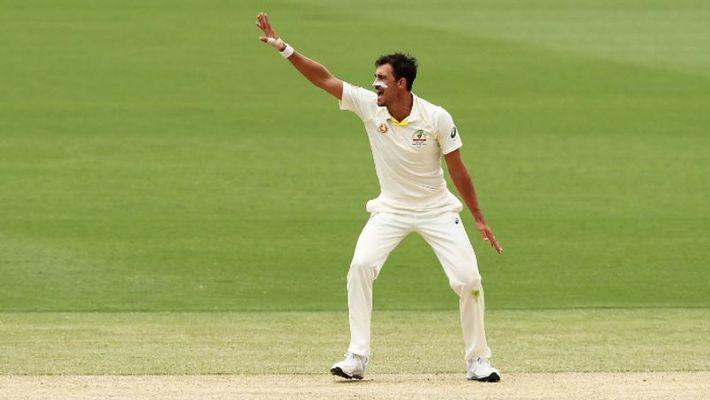 Mitchell Starc takes five as Australia whitewash Sri Lanka 2-0 in Canberra