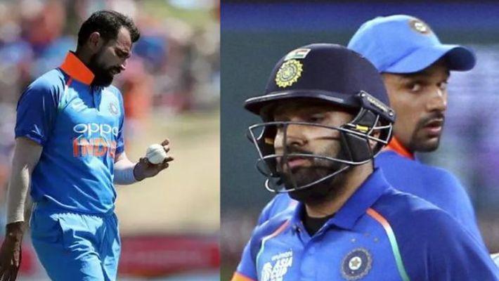 Twitter Reactions Consider Shami ahead of Bhuvneshwar Kumar in World Cup 2019
