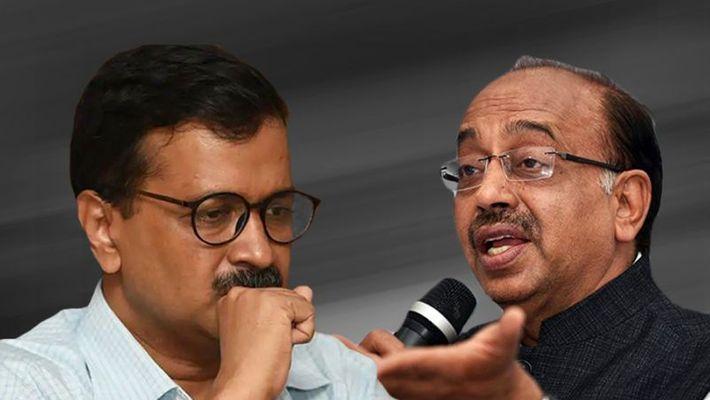 BJP wants Arvind Kejriwal resignation for misleading Delhi voters with name deletion bogey
